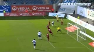 FC Hansa Rostock - SpVgg Unterhaching 7:2