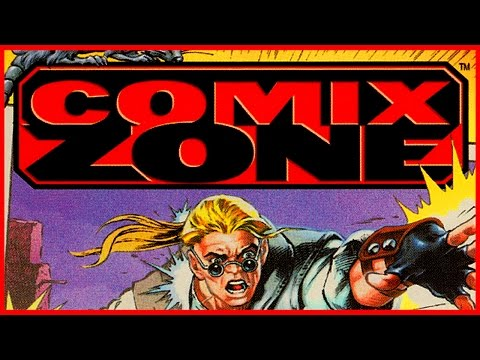Is Comix Zone Worth Playing Today? - Segadrunk