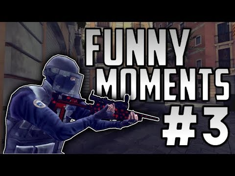 Critical Ops - Funny Moments and Fails #3 (Clutches, fails and more)
