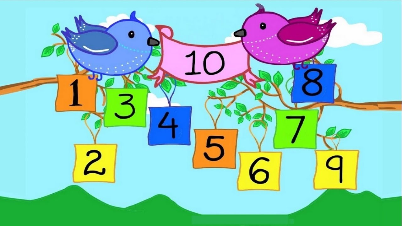 Baby numbers - Learn to count APK Download For Free