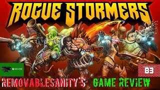 Rogue Stormers Review for the Xbox One