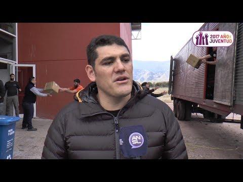 Franco Videla, gerente técnico de la AUI