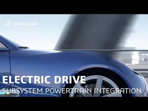 Electric Drive Engineering | Industry Process Experience Overview