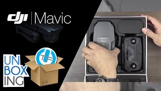 UNBOXING DJI Mavic Pro