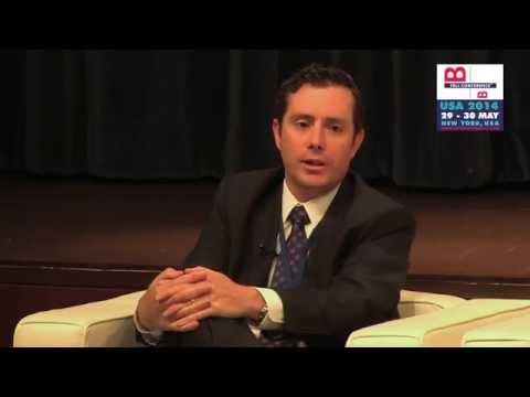 Spotlight Interview with Ronan Ryan, IEX Group, at TBLI CONFERENCE USA 2014, New York