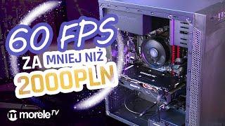 PC do 2000 PLN | Test taniego zestawu do grania w FullHD