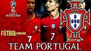 Selección de Portugal :Perfil Rusia 2018