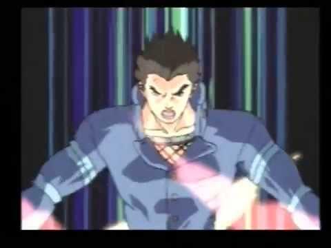 Playstation Shiritsu Justice Gakuen,  Legion Of Heroes Opening