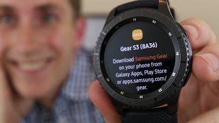 Samsung Gear S3   Best Smartwatch of 2017 ?