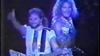 Van Halen - January 21, 1983 - São Paulo, Brazil