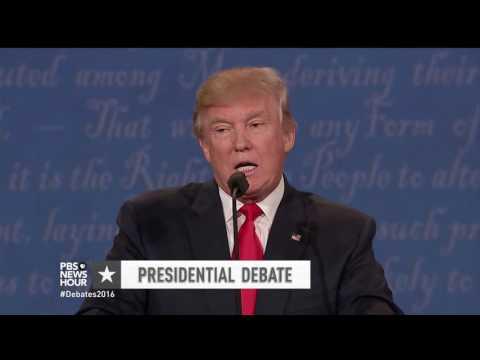 Trump criticizes 'anemic' U.S. economic growth