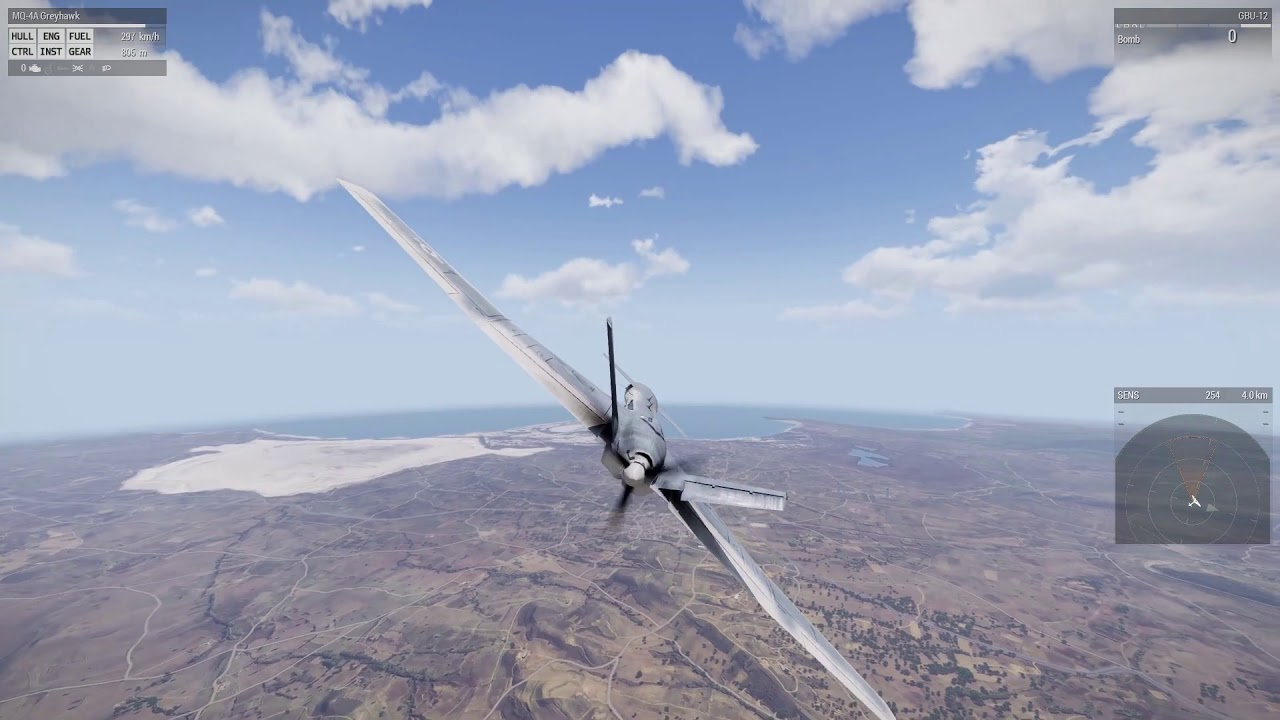 2018 Arma 3 Greyhawk Laser Guided Bomb Tutorial