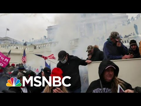 'Terrorist Sympathizer': Trump Accused Of Igniting MAGA Mob As Dems Close Trial