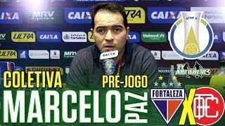 [Série B '18] Coletiva Marcelo Paz   Oeste FC/Contratações/Avaliação de Ceni   TV ARTILHEIRO