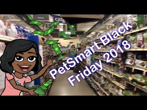 PetSmart Black Friday 2018