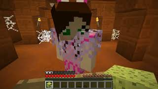 PopularMMOs Minecraft ~ STUCK IN A GIANT ROOM! ~ HIDDEN BUTTONS 6 ~ Custom Map