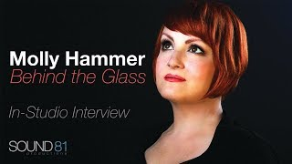 Behind the Glass - With Molly Hammer