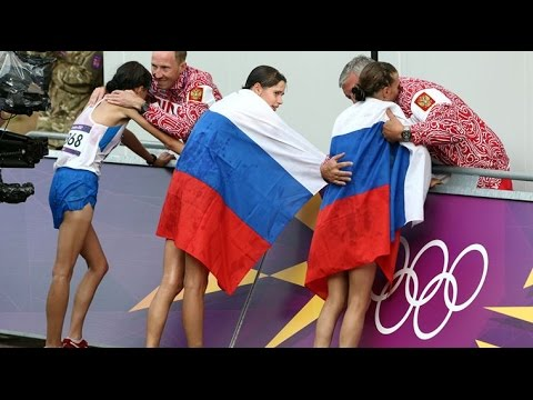 Russian Athletes BANNED from Rio Olympics After Doping Scandal