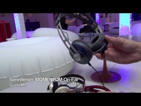 Casques audio Sennheiser MOMENTUM On-Ear
