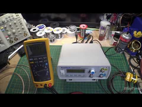 FeelTech FY3200S Signal Generator   Leakage Issue