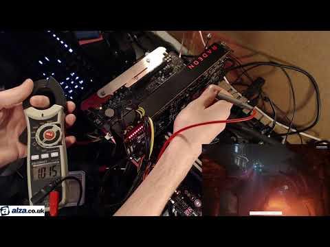 "Actually Hardcore ""Undervolting"" AMD RX VEGA"