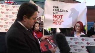 """Our Children are not Halal Meat"""