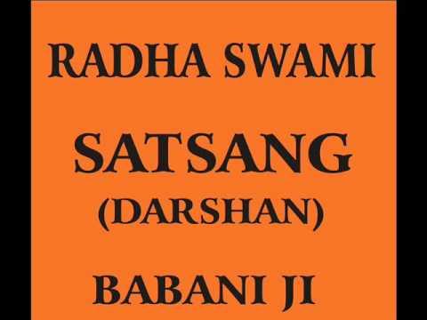 RADHA SWAMI SATSANG|RSSB SATSANG | BABANI JI |DARSHAN