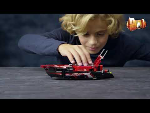 LEGO Technic 42089 - Моторная лодка