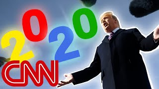 Donald Trump has had a VERY good 2020