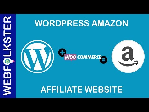 Wordpress Amazon Affiliate Website 2019 thumbnail
