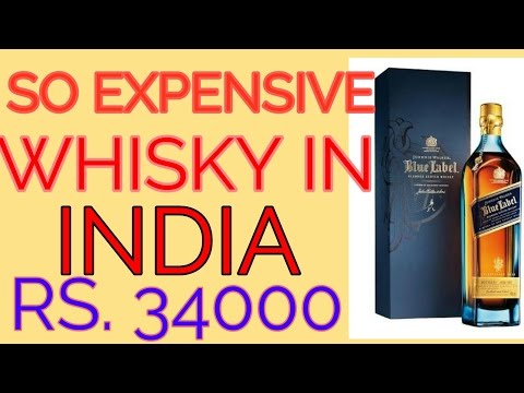 top 10 most expensive whisky in india | best whiskies in india