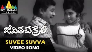 Jeevitha Chakram Songs | Suvee Suvva Video Song | NTR, Vanisri | Sri Balaji Video
