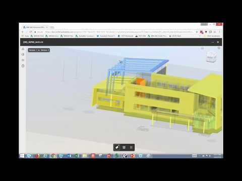 Quick Tips: How to Compare Model Versions in BIM 360 Docs
