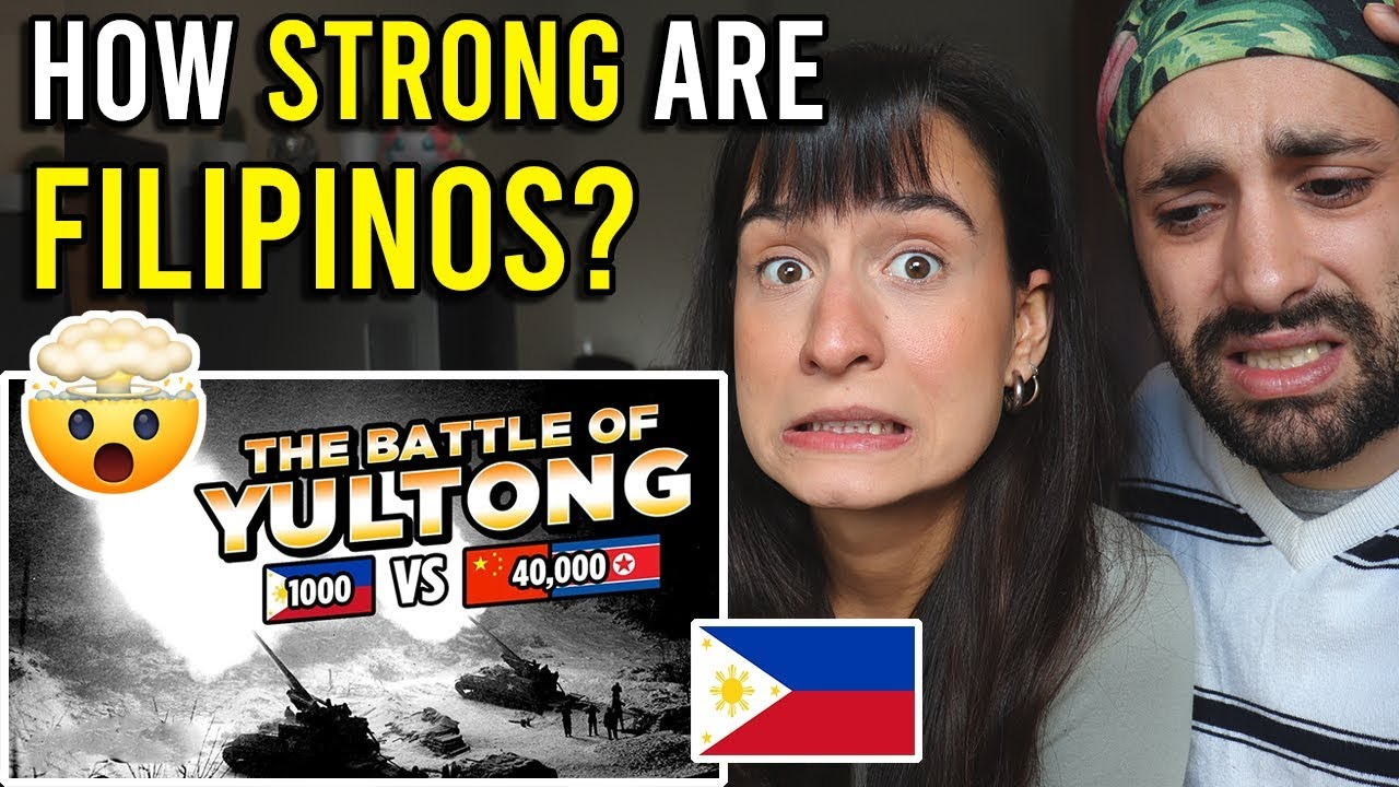 """Download 1,000 FILIPINO Troops VS 40,000 CHINESE Soldiers """"Battle of Yultong"""" - Reaction"""