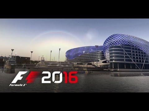 F1 2016 (PC) 4-es COOP BACKWORD SESSION | ABU-DHABI MERCEDES (HUN)