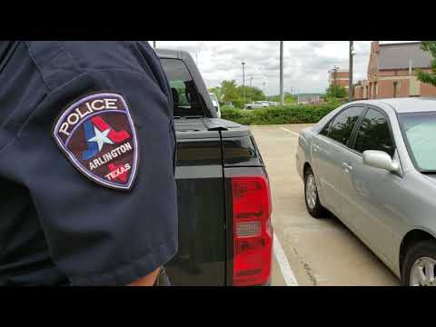 FAIL!!  First Amendment audit on the Arlington Police Department on Green Oaks Blvd