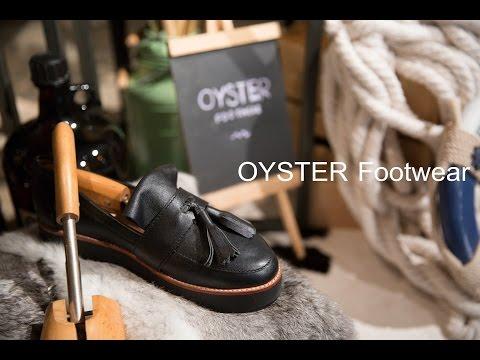 Leather Rock: Oyster Footwear แบรนด์รองเท้าหนังทำมือ
