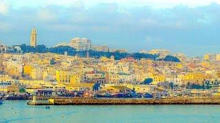 A Walk Around Tangiers, Morocco