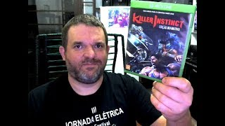 Análise Killer Instinct edição definitiva (Xbox one)