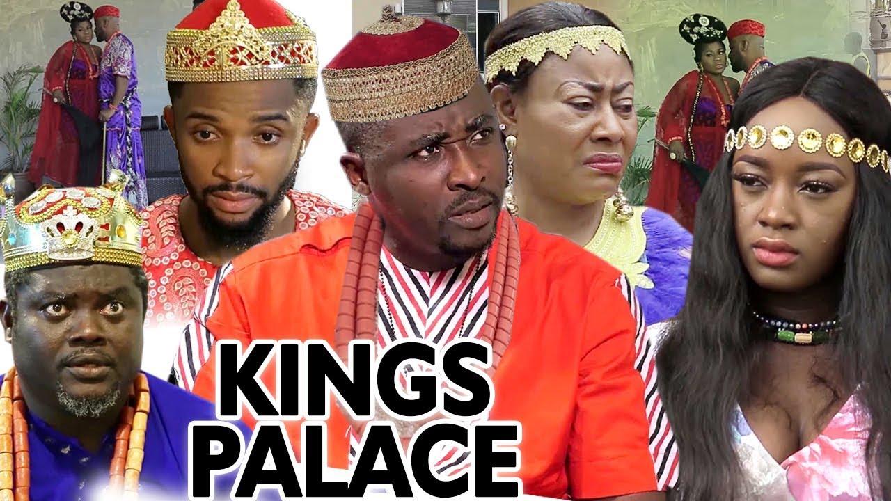 Download KING'S PALACE Season 5&6 Ngozi Ezeonu/Onny Micheal - 2019 Latest Nigerian Nollywood Movie 1080p