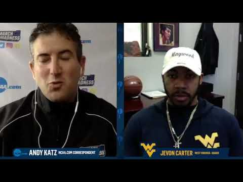 Andy Katz interview of WVU's Jevon Carter