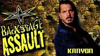 WCW Backstage Assault PSX - WCW Hardcore Championship - Kanyon (1080p/60fps)