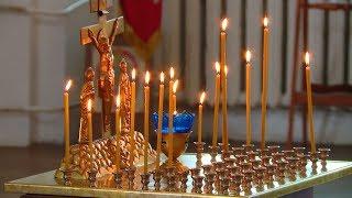 Страстная неделя началась у православных вологжан