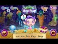 Mixing Potions at Secret Magic Shop's Alchemy Lab with the Vampire, Fairy & Witch | TutoTOONS Game