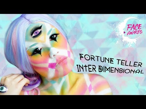FORTUNE TELLER INTERDIMENSIONNAL - FACE AWARDS FRANCE 2018 - First challenge [ Psychedelic circus ]