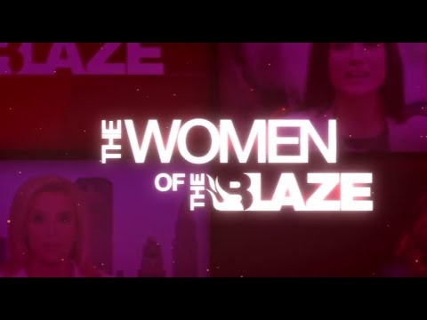 The Women of TheBlaze: Amy Holmes Talks To Laurie Dhue