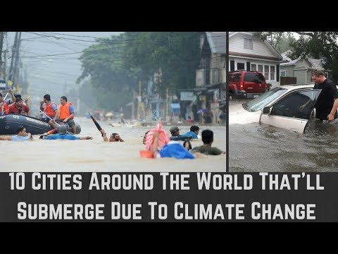 Ten (10) Cities Around The World That Will Submerge Due To Climate Change | Nasa
