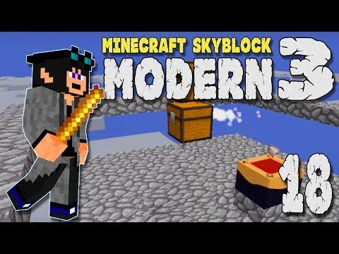 🗻 SOME TRUE MAGIC 😂   #018   Modern Skyblock 3   Minecraft