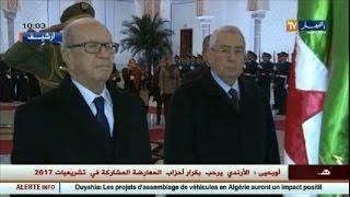 الرئيس التونسي الباجي قايد  السبسي يزور الجزائر اليوم