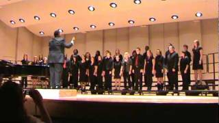 "Harding Fine Arts  Choir ""Sing We and Chant It"""